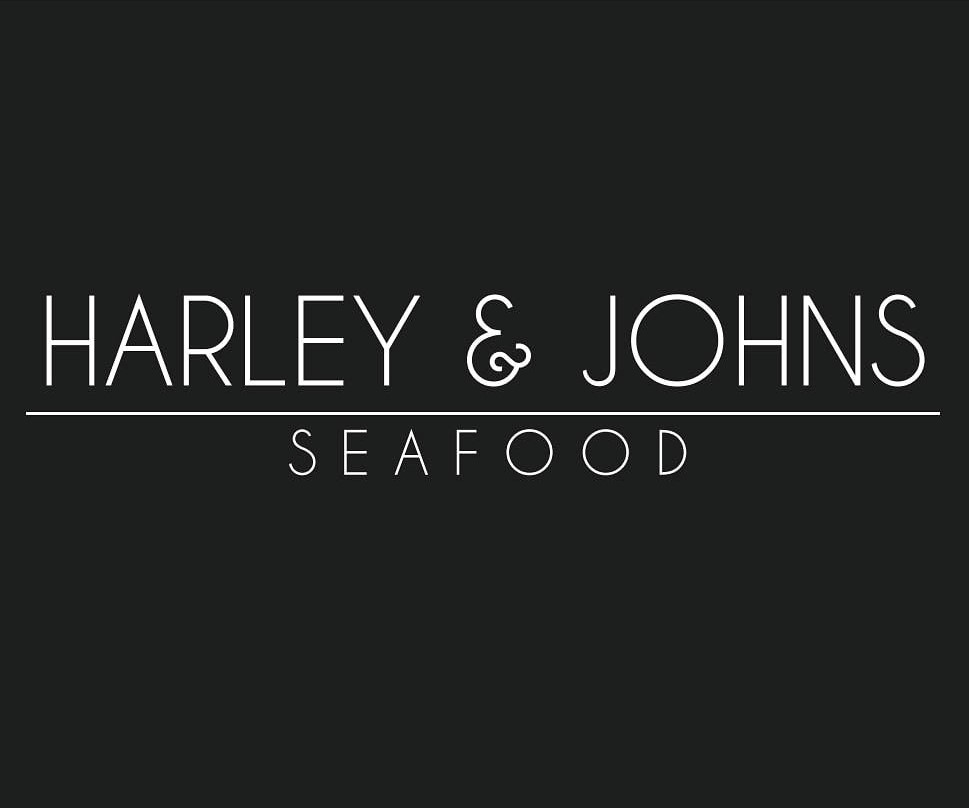 Harley and johns Seafood logo