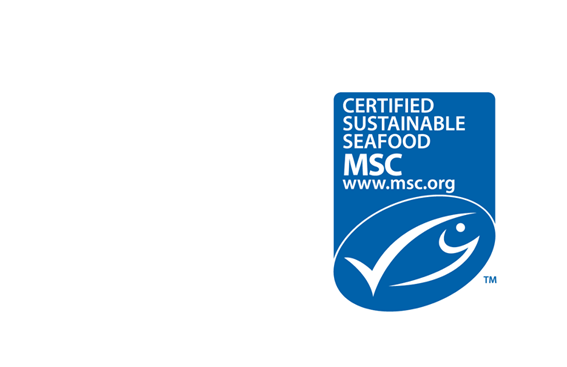 The MSC blue fish label