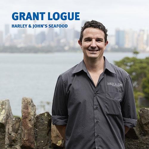 Grant Logue at Taronga Zoo Sydney