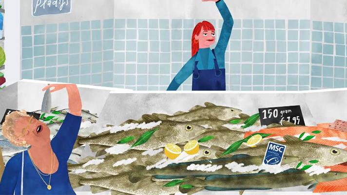 Waar komt duurzame vis vandaan?