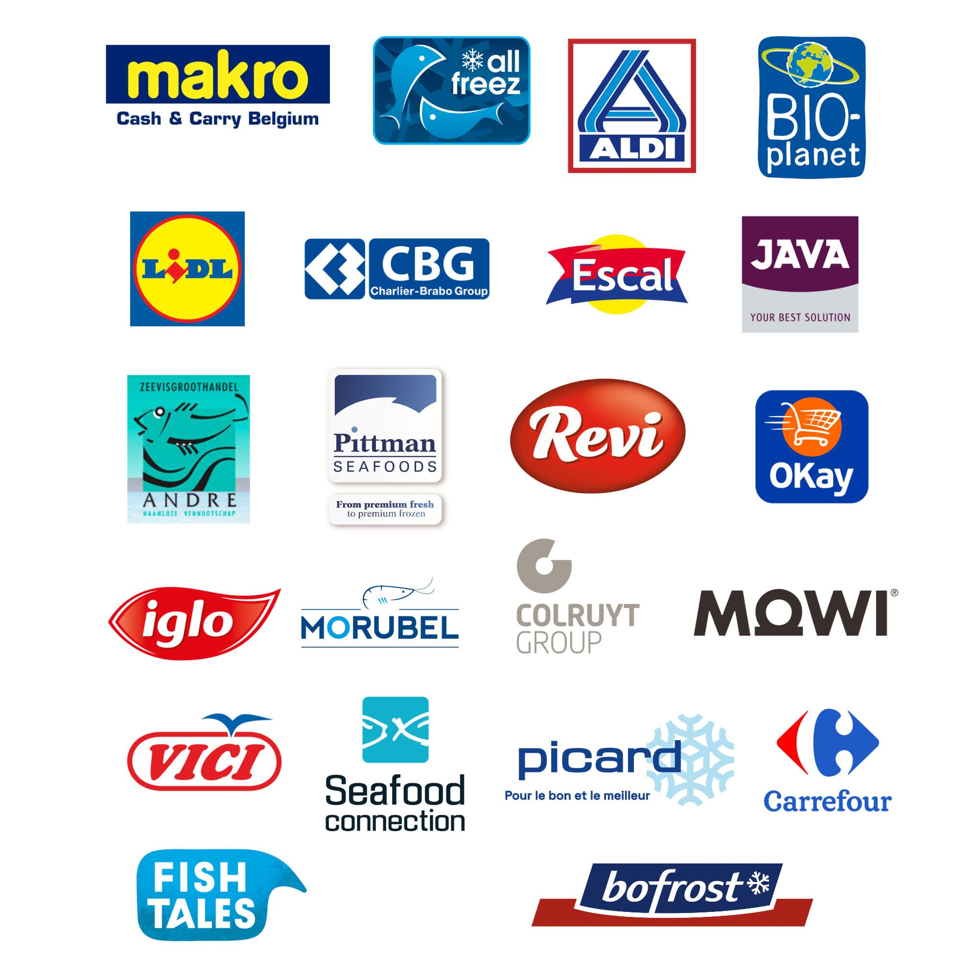 Logo's partners België BVW21