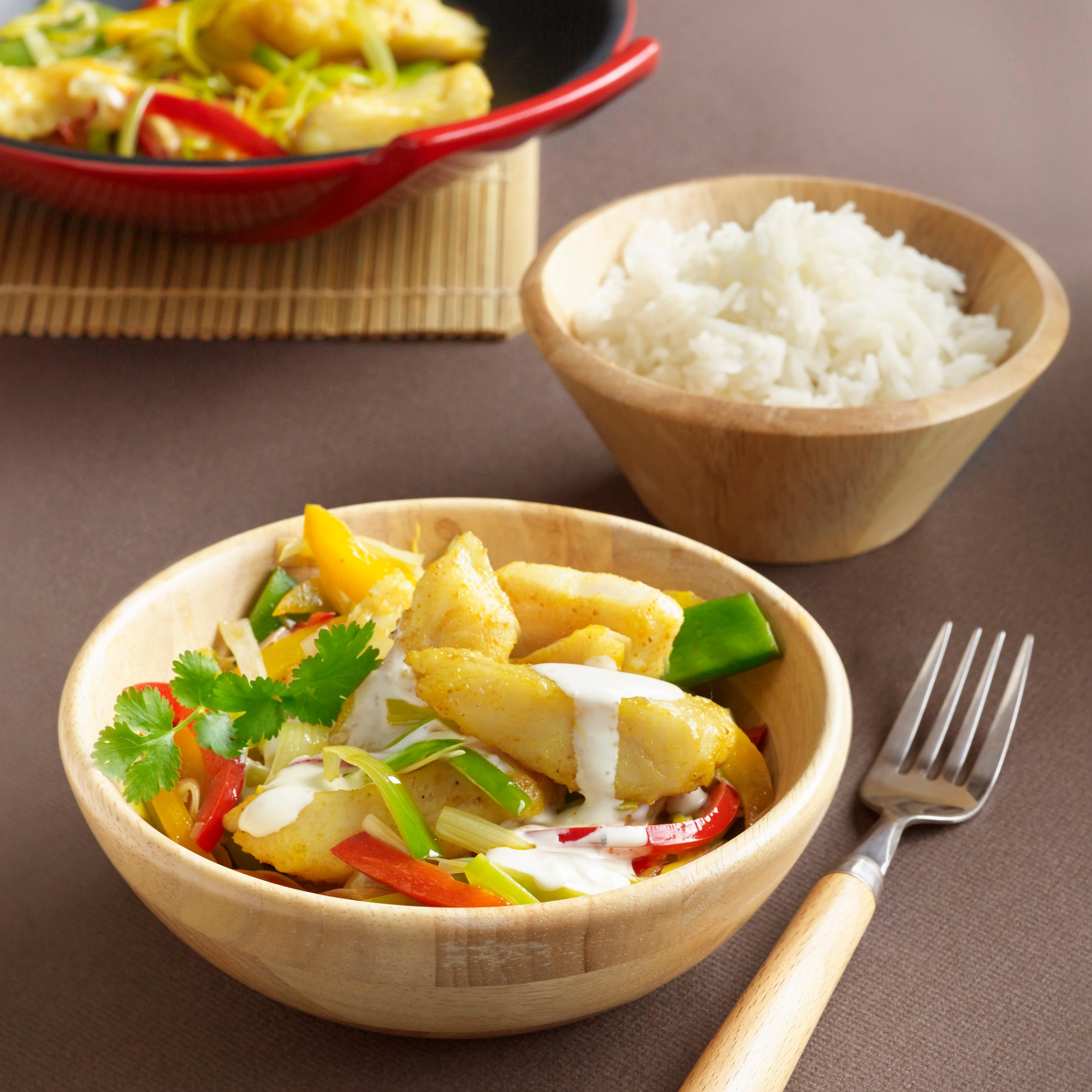 pangasius wok Bewuste Visweek