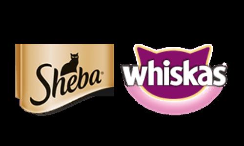sheba-whiskas-logos-500x300