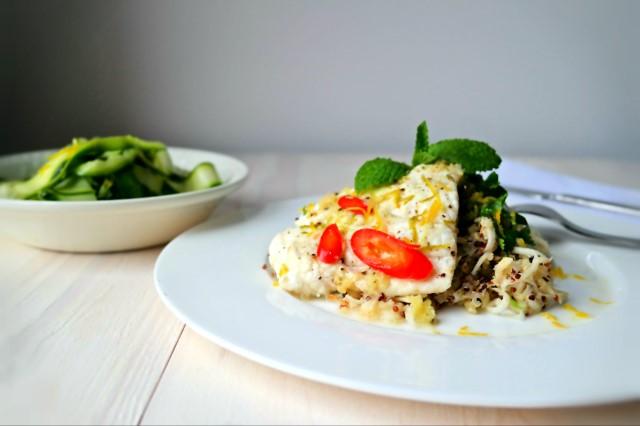 merluzzo quinoa