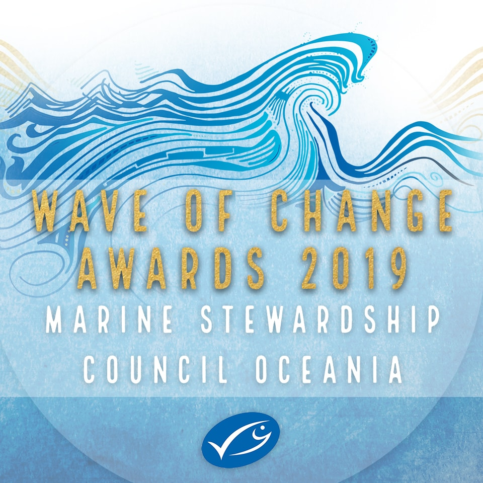 MSC Oceania Wave of Change Awards 2019