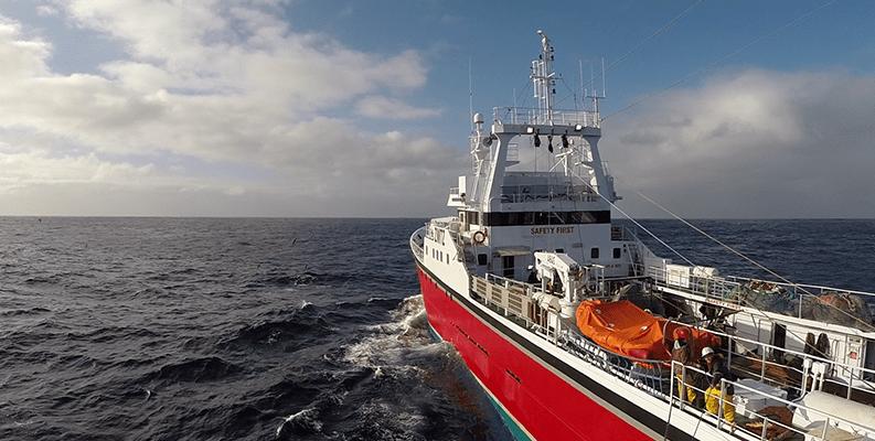 A-Explorer-during-orange-roughy-survey-trip