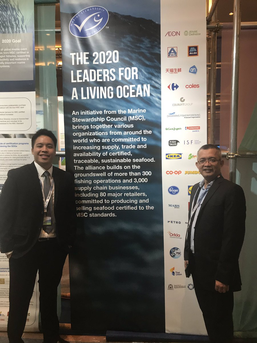 Leaders for living ocean 2020 - Our Ocean Bali