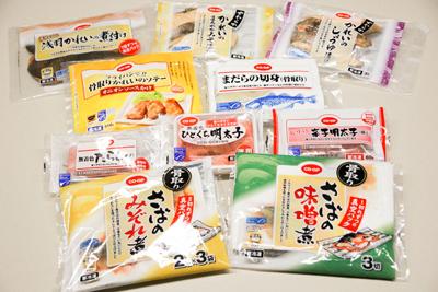 日本生協連のMSCラベル付き製品