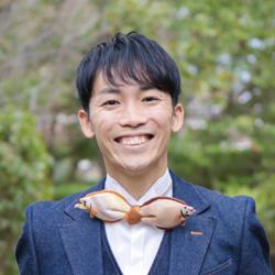 「さかなのおにいさん かわちゃん」として活躍中のラジオDJ川田一輝さん