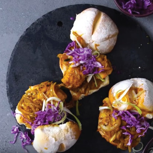 Cape Malay-style pickled hake