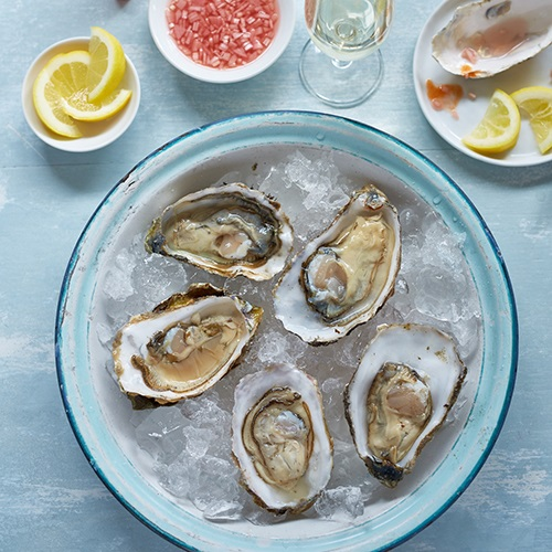 Three delicious oyster dishes