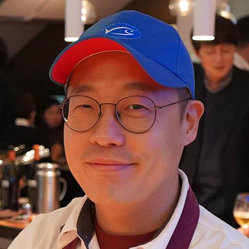 TaeYoon Kim portrait photo
