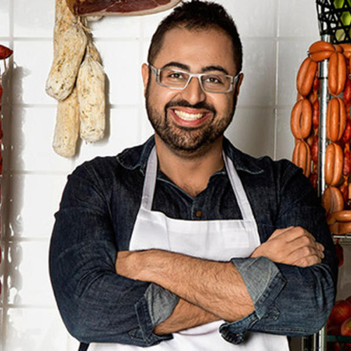 Headshot of Amir Kheirmand