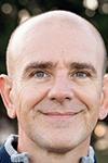 Close-up profile photo of Mr Stuart Green