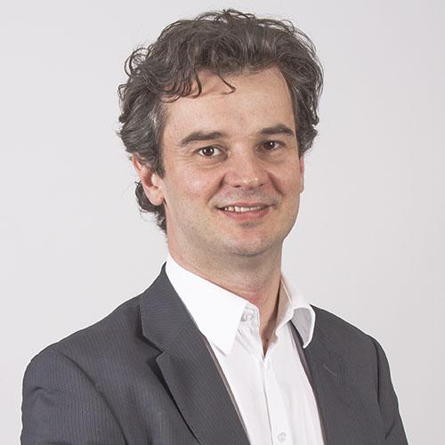 Nicolas Guichoux portrait image