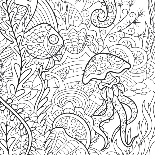 Colouring-in sheet