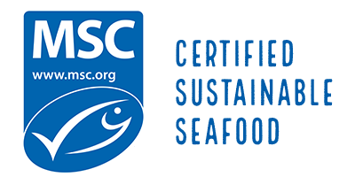 MSC Logo Lockup - Certified Sustainable Seafood