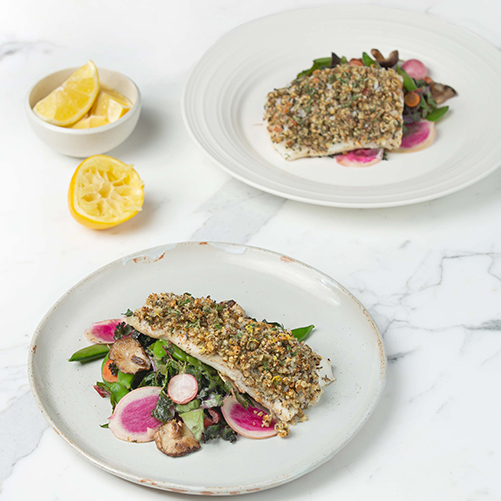 Nut and herb crusted haddock_Compressed