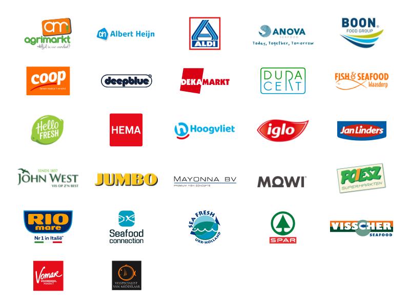 Partners Bewuste Visweek Benelux