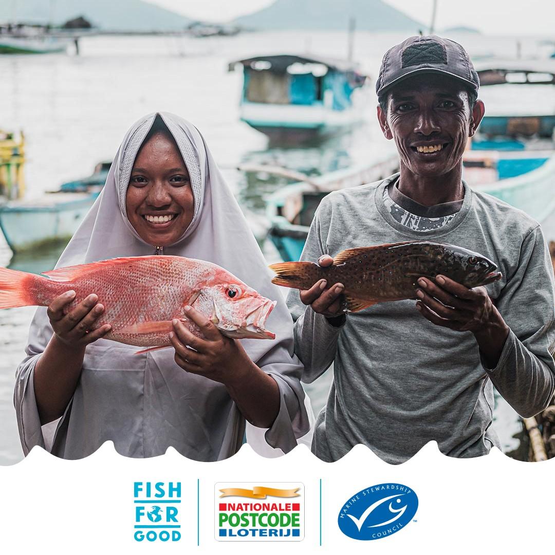 Fish for Good, Indonesie