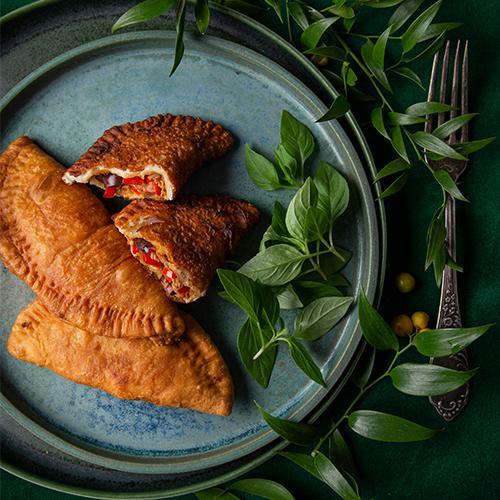 Empanadas z tuńczykiem Martina Gimeneza Castro