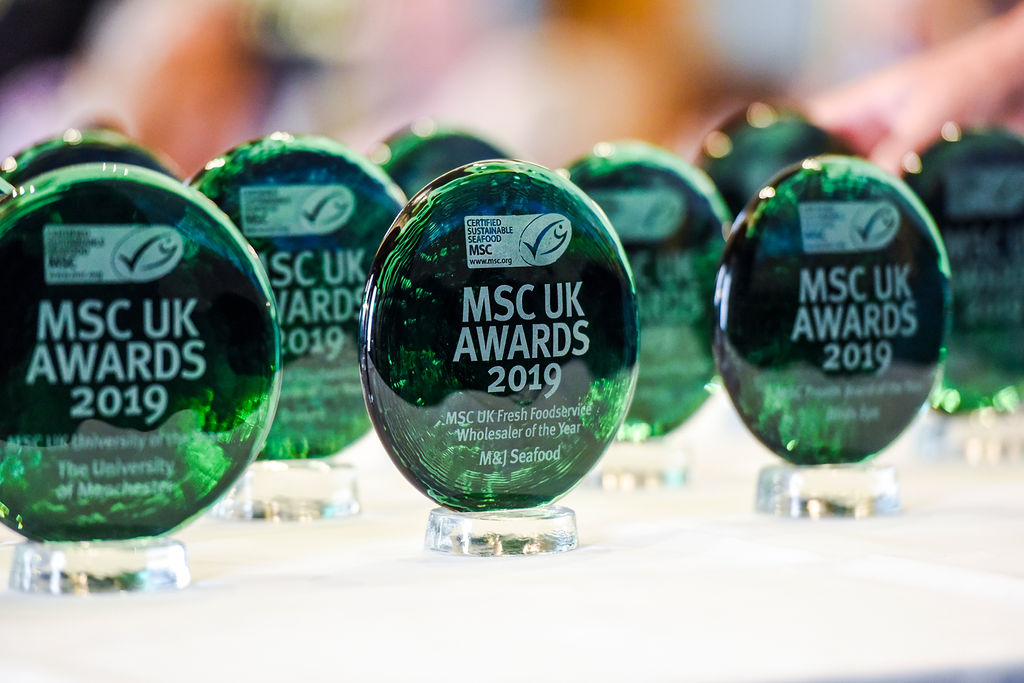 Sustainable Seafood Forum & MSC UK Awards | Marine Stewardship Council