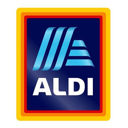 Aldi logo square
