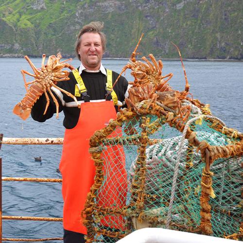 Tristan de Cunha fishery